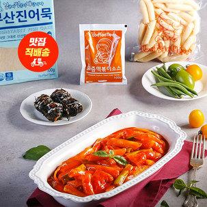 [맛집직배송] 양주 김떡배국물떡볶이