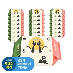 [투데이특가] 쿠잉 물티슈 10+10