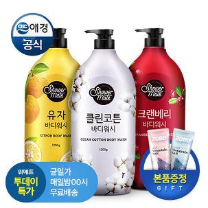 [투데이특가] 대용량 샤워메이트 1+1