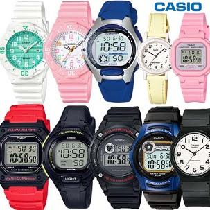 [무료배송] 브랜드 카시오어린이시계