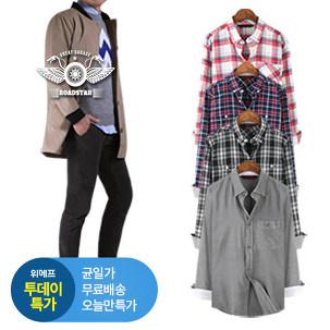 [투데이특가] 봄맞이 셔츠 모음전