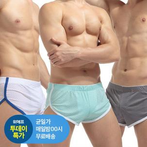 [투데이특가] ~XXL 남성쿨메쉬트렁크