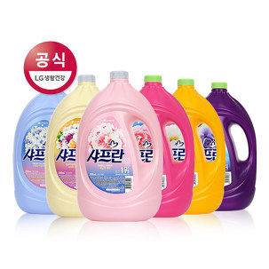 [무료배송] 샤프란 섬유유연제x4