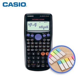 카시오공학용계산기 FX-350ES PLUS