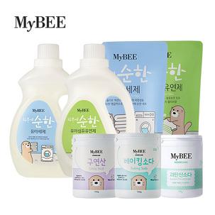 [무료배송] 마이비 유아세제1.5L 3개