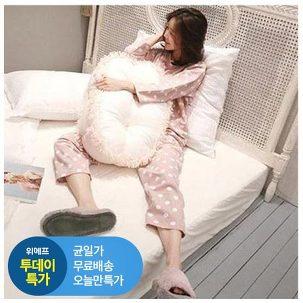 [투데이특가] 핑크 도트 잠옷세트