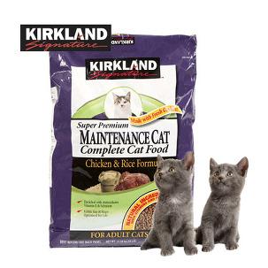 [마이펫] 커클랜드 고양이사료