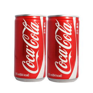 [원더배송]코카콜라 185ml 60캔 음료