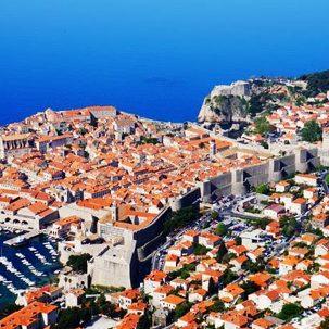 크로아티아&슬로베니아 9일,국적기