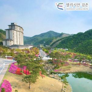 [강원] 엘리시안강촌, 부대시설 PKG