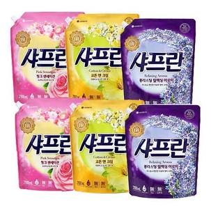 [무료배송] 샤프란 섬유유연제 2LX6