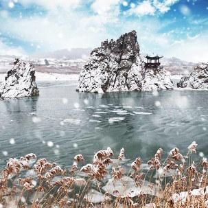 [백두대간] 도담삼봉&산타마을&눈꽃