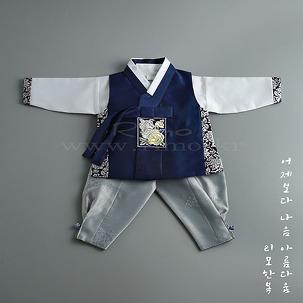 [아동한복] 리모 Track-14 남아한복