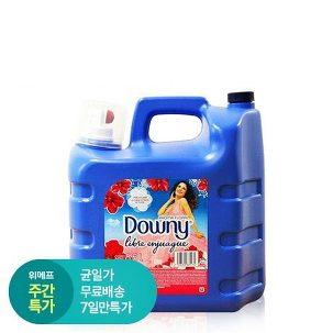 [주간특가] 다우니 섬유유연제 8.5L