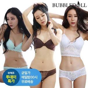 [투데이특가] 버블돌속옷세트 47종
