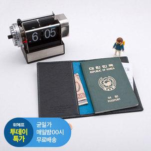 [투데이특가] 천연가죽 여권케이스