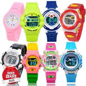 [위메프감사제] 아이들의 시계모음전