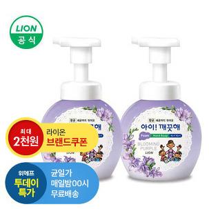 [투데이특가] 아이깨끗해 250ml X 2