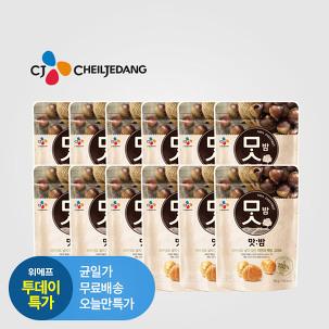 [투데이특가] CJ 맛밤 80g x 12봉