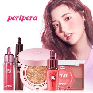 [클리오&페리페라] 핑크 컬렉션 런칭