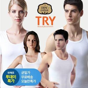 [투데이특가] TRY/BYC 외 남/여 런닝