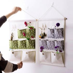[북유럽풍] 인테리어 벽걸이수납 DIY