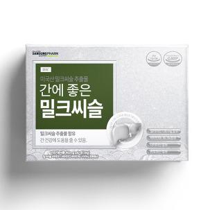 [2019설] 삼성제약 밀크씨슬(4개월)