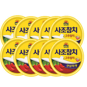 [원더배송] 사조 안심따개 100g x 12