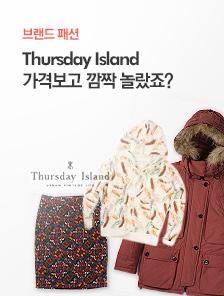 [today_pick5]Thursday Island★다운점퍼/원피스