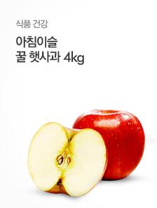 [today_pick8]주말특가!첫출하 꿀 아침이슬사과4kg