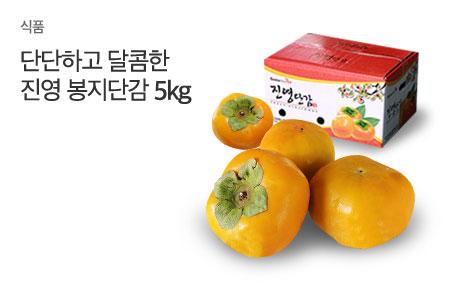 [today_pick6]고당도 엄선! 진영봉지단감 5kg 특가
