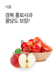 [today_pick4]16년 출하 경북 햇홍로사과 5kg 특가