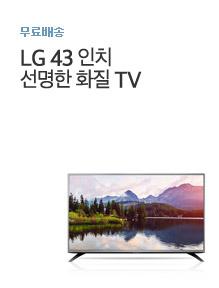 [today_pick8][5%쿠폰] LG 43인치 TV 43LH5810