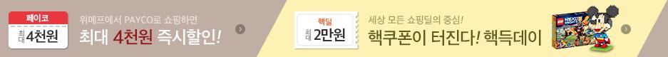페이코/핵딜최대2만원
