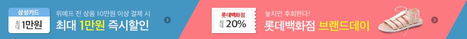 삼성카드/롯데백화점