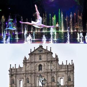 [쿠폰할인] 마카오 댄싱워터쇼 &투어