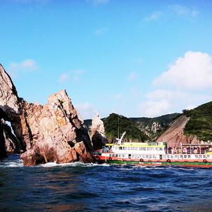 [국내] KTX 홍도,흑산도 1박2일여행