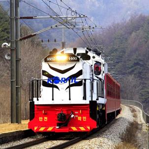 [기차] 백두대간협곡열차 1박2일여행