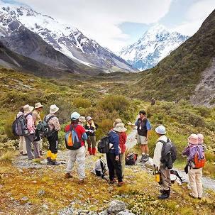 시드니/뉴질랜드+남북섬 패키지 10일