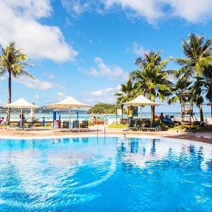 괌 온워드 자유여행+조식포함