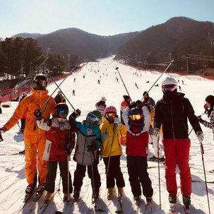 [지산] 리조트,스키장 알파인 리프트