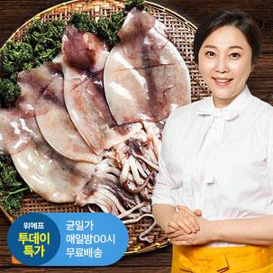 [투데이특가] 김나운 손질오징어10미