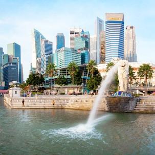 싱가포르 4박6일 부산출발 직항!