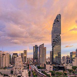 [쿠폰할인] 방콕 킹파워마하나콘티켓