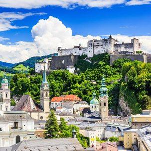 스위스+동유럽 5국 8일,아시아나!