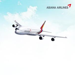 [설연휴여행] 아시아나 제주도항공권