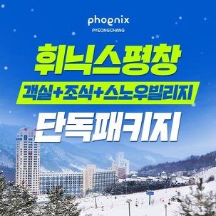 [위메프투어데이] 휘닉스평창겨울PKG